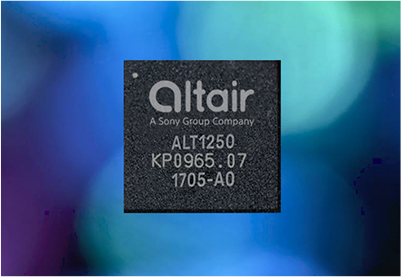 ALT1250 - The Most Integrated CAT-M & NB-IoT VoLTE Chipset