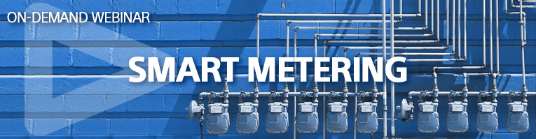 THIS WEBINAR COVERS EVERYTHING YOU NEED TO KNOW ABOUT BUILDING A LOW POWER, SECURE, SMART METERING SOLUTION